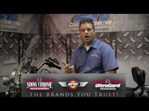 Big Bike Parts Buying Guide for 2013 Show Chrome Accessories Hopnel Ultragard