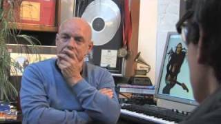 Brian Eno: The Dick Flash interview