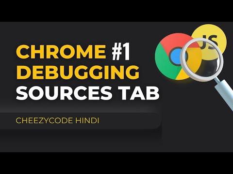 JavaScript Debugging | Chrome Developer Tools | In Hindi
