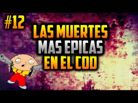 MUERTE EPICA Nº12, BLACK OPS 2,DOUBLE NOSCOPE HEADSHOT