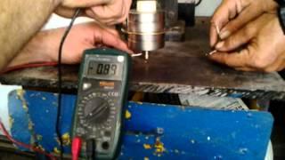 видео Массивный ротор электрической машины