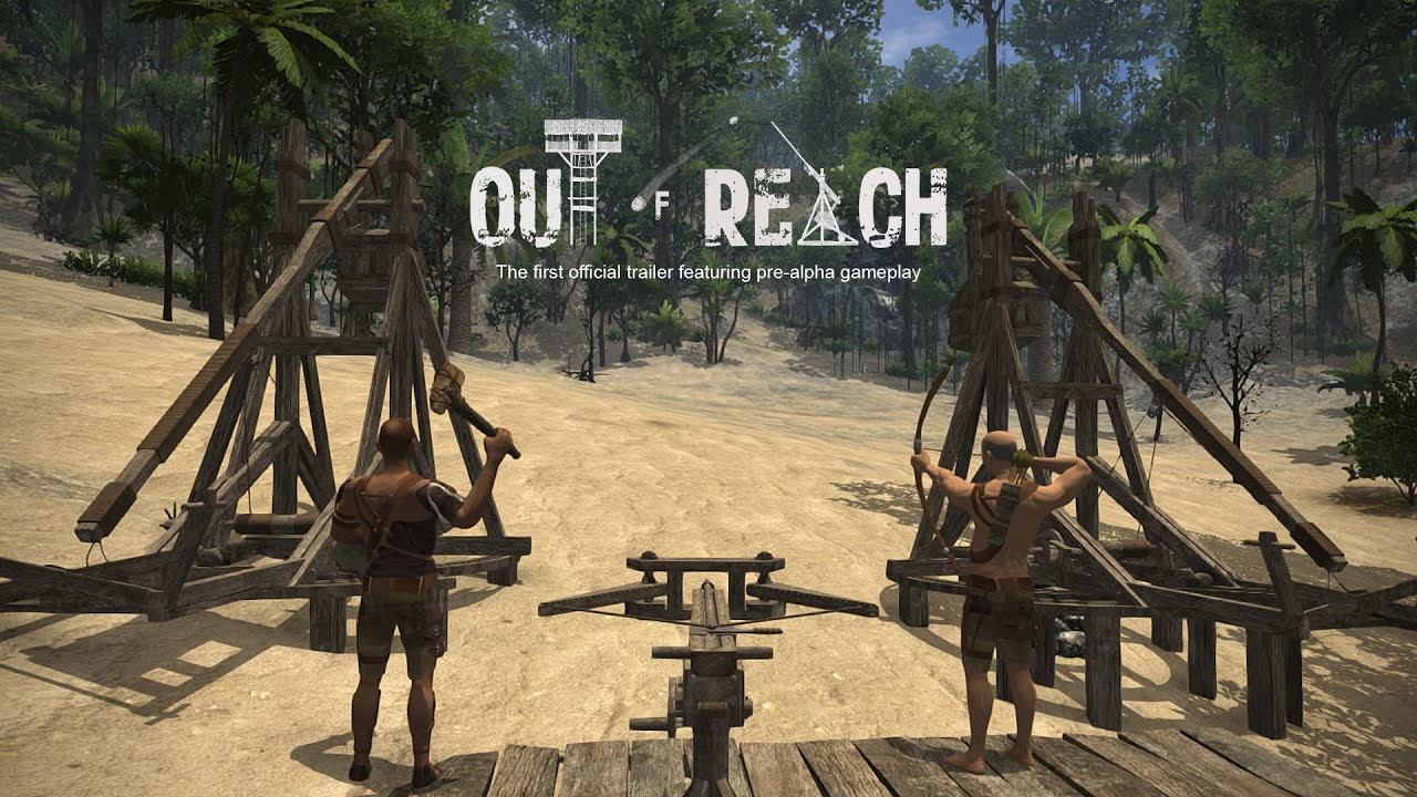 out of reach game