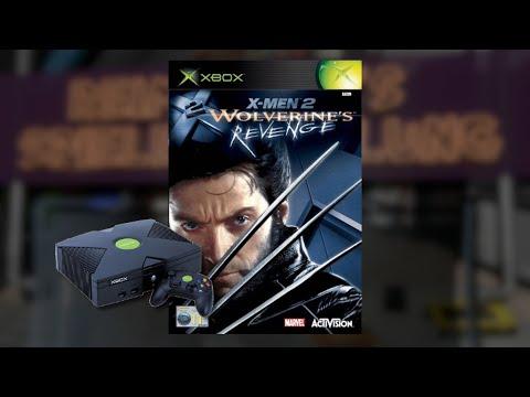 Gameplay : X-Men 2 Wolverines Revenge [Xbox]