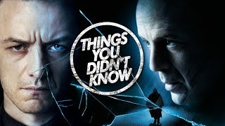 7 Things You Didn't Know About Unbreakable and Split