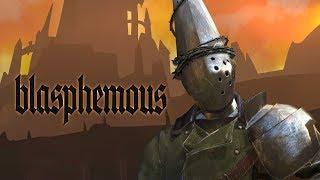 【blasphemous】02/やたらとデザインに言及するゲーム実況。にしようとしたけれどもそれほどでもなかった回