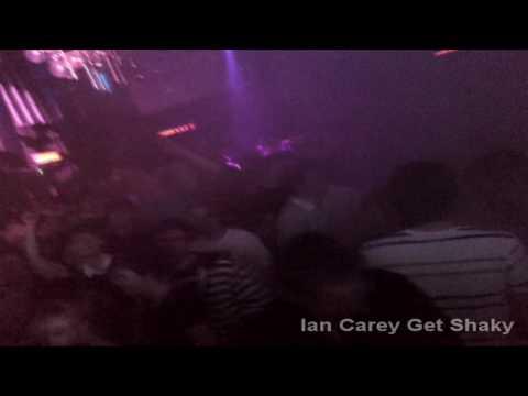 Ian Carey Get Shaky live