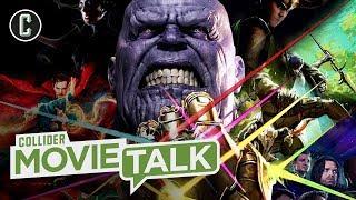 Avengers: Infinity War Premiere Reactions - Movie Talk