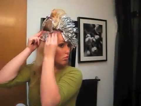 Random foiling your own hair youtube youtube premium solutioingenieria Images