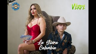 El Verde - La Güera Colombia ( Video Oficial )