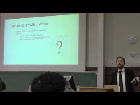 Africa: Why Economists Get it Wrong (Professor Jerven)