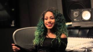 Tiffany Evans - Talk A Good Game - Behind The Song
