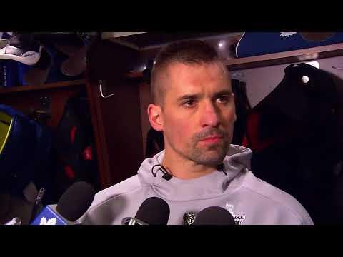 Maple Leafs Morning Skate: Tomas Plekanec - April 16, 2018