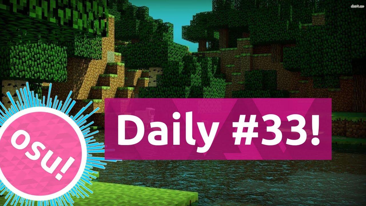 Osu! Daily #12 - TryHardNinja feat. CaptainSparklez - Revenge