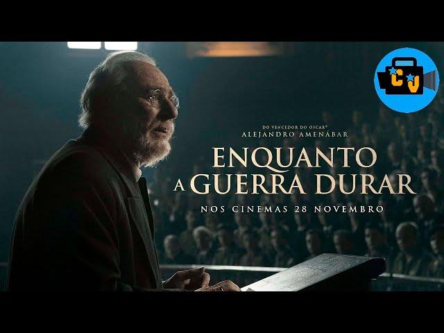 ENQUANTO A GUERRA DURAR - (Trailer legendado Portugal)