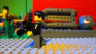 Lego Zombie Apocalypse 2