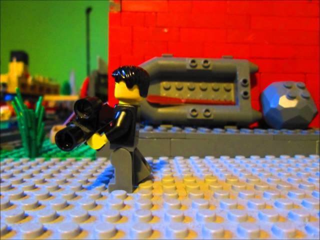 Lego Zombie Apocalypse 2 Travel Video
