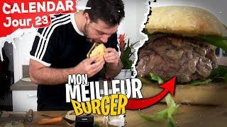 Dégustation du meilleur Burger au Foie Gras de ma vie !!! - Jour 23