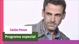 Programa especial sobre Carlos Ponce