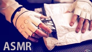 ASMR UNBOXING 5 Crinkly Packages with 100K Subs Special Items NO TALKING