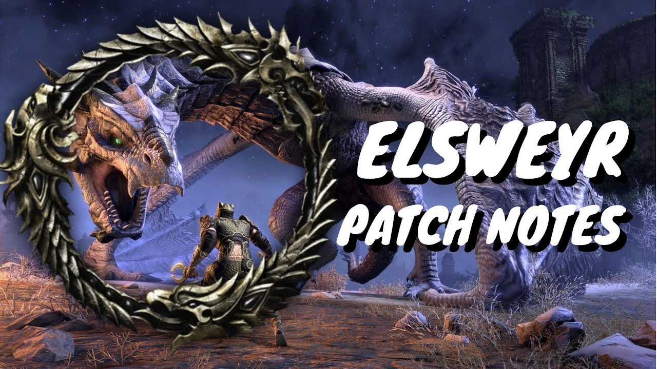 ESO - Elsweyr Patch Review