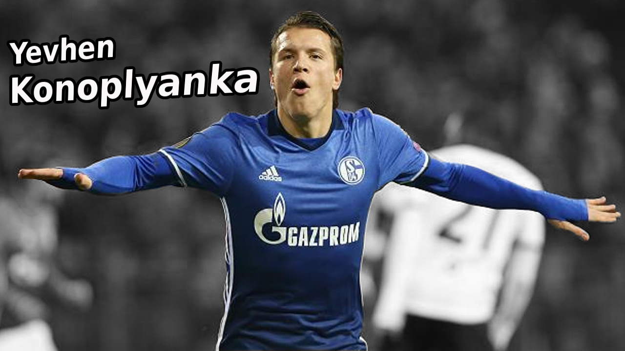 ■Yevhen Konoplyanka 11 ◅ ☆ Goals Skills Assists ☆ 2016 17