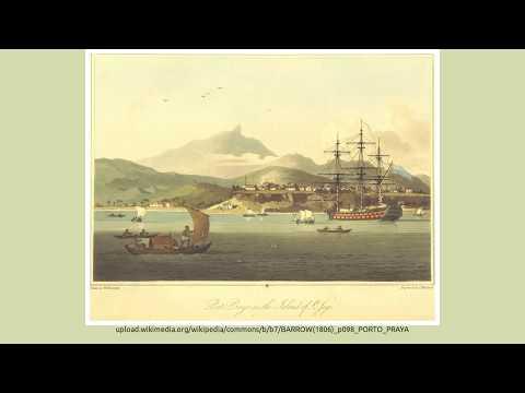 History Of Cape Verde História de Cabo Verde