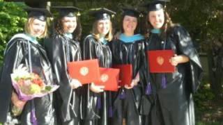 My Masters degree graduation from Saint Xavier University - May 17, 2009