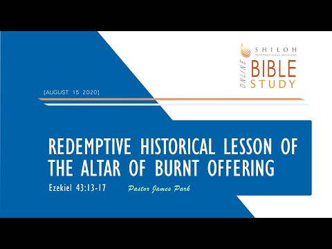 Redemptive Historical Lesson of the Altar of Burnt Offering