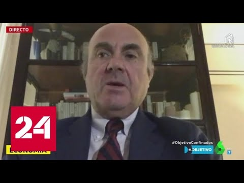 Коронавирус стал причиной экономического кризиса в Европе и США - Россия 24
