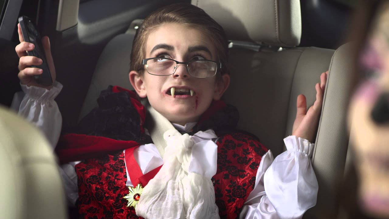 Ford Escape Sunroof >> Ford - Vampire Kid - YouTube