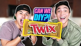 CAN WE DIY?! | GIANT TWIX?!