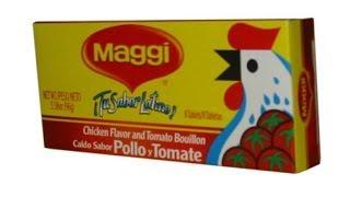 انتبه ...مكعبات الدجاج ماجي ...السم البطئ..إذا تهمك صحتك؟