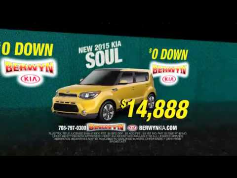 Now's The Time To Save At Berwyn Kia