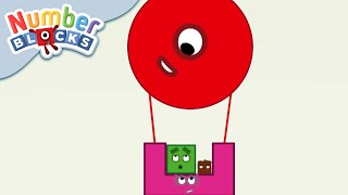 Numberblocks - Return from Flatland! | Learn to Count