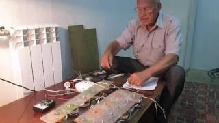 «Электричество из цинка и графита» — Михаил Введенский