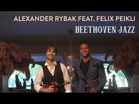 Смотреть клип Alexander Rybak Ft. Felix Peikli - Beethoven Jazz