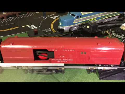 Project: Build 655 passenger coach from scrap; convert 955 Silver Bullet New Haven style coach