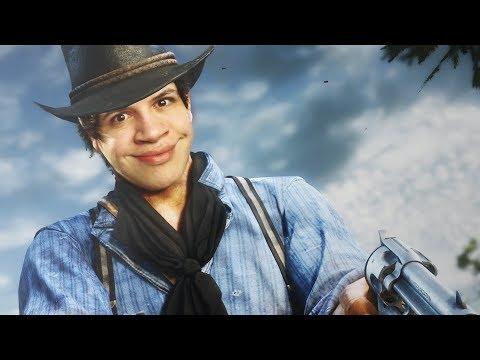 MEXEU COMIGO A BALA COME! - Red Dead Redemption 2 thumbnail