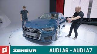 Audi A6 - Audi A7 - AUDI RS2 MTM (skvost z Košíc) - GARÁŽ.TV