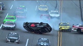 Repeat youtube video NASCAR Crashes