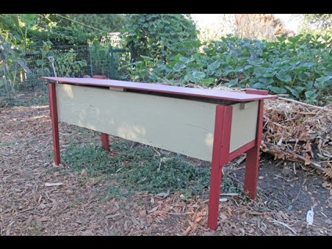 Building A Black Soldier Fly Larvae Bin Using Recycled Materials