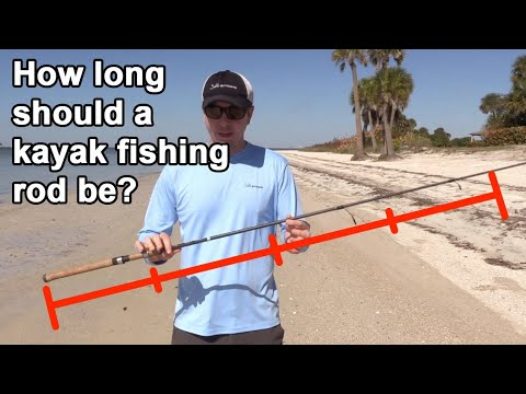 The Ideal Fishing Rod Length (For Kayak Fishing)