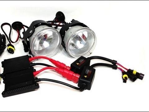 Dodge Challenger Conversion >> 2011+ Dodge Challenger SE Fog Lamp Installation w/ 10k HID conversion kit - YouTube