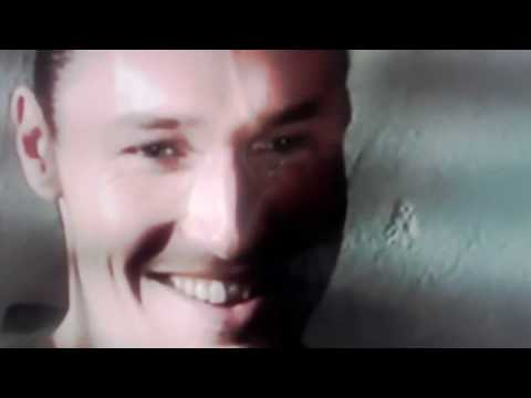 Thomas Ian Griffith laughing at the Karate Kid