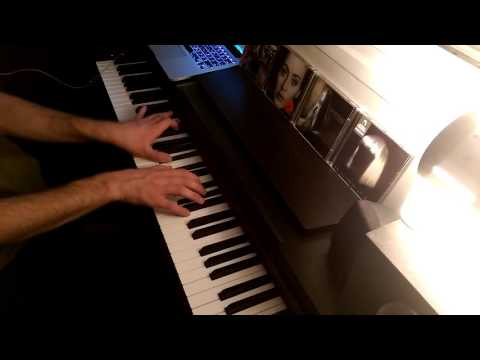 Lana Del Rey - Without You (Piano Cover)