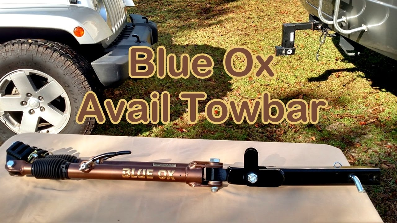 blue ox tow bars for sale