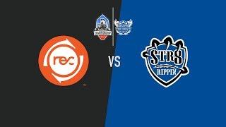 Str8 Rippen vs Reciprocity | HCS New Orleans 2018 - Day 1