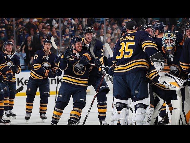 Jeff Skinner sends Buffalo into frenzy by extending win streak