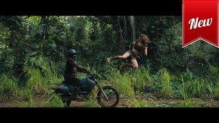 Джуманджи - зов джунглей - дублированный трейлер #2 (RU)
