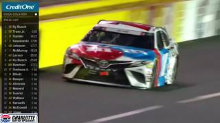 Kyle Busch Wins In All 23 Nascar Cup Tracks